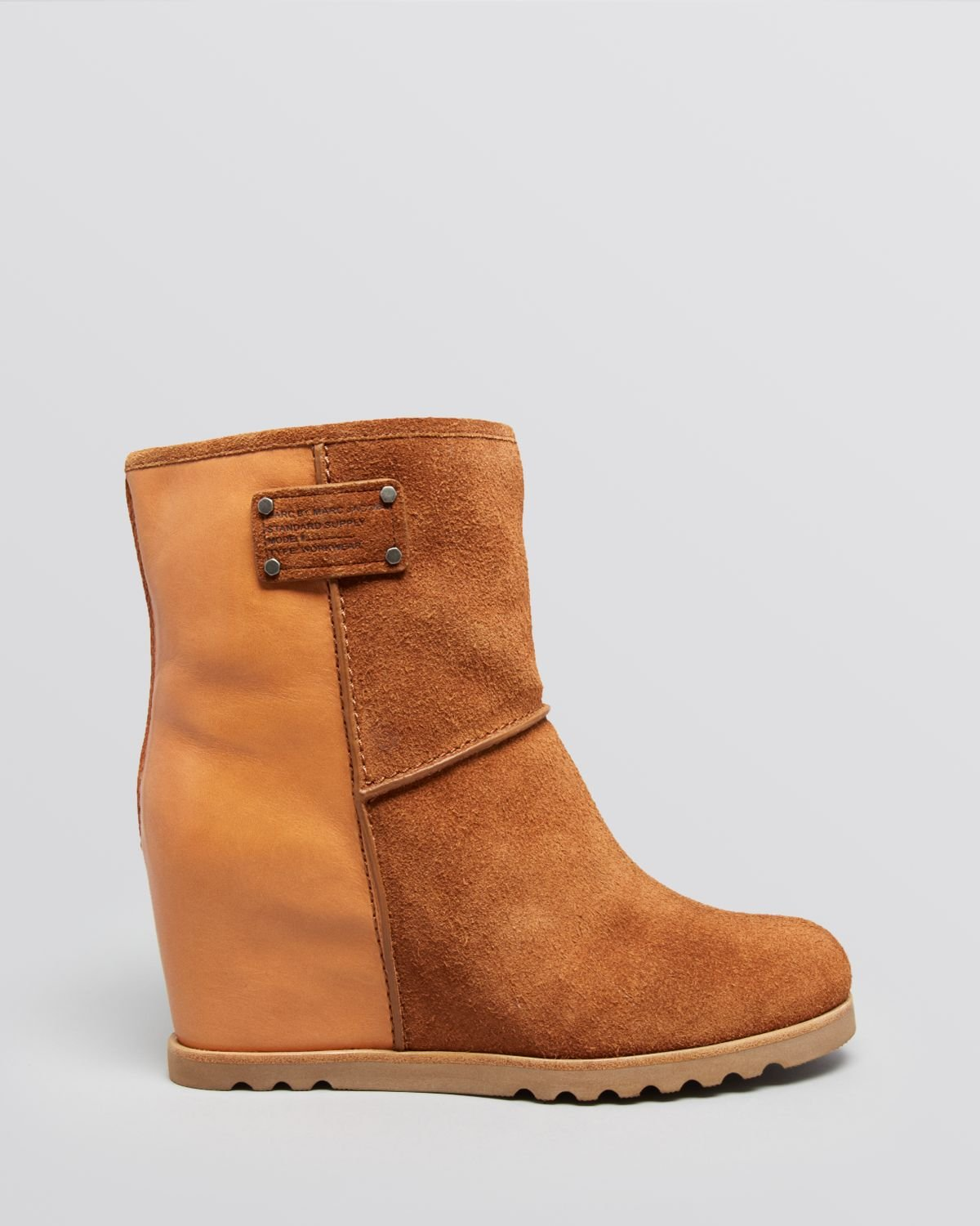 marc by marc cold weather wedge boots winter