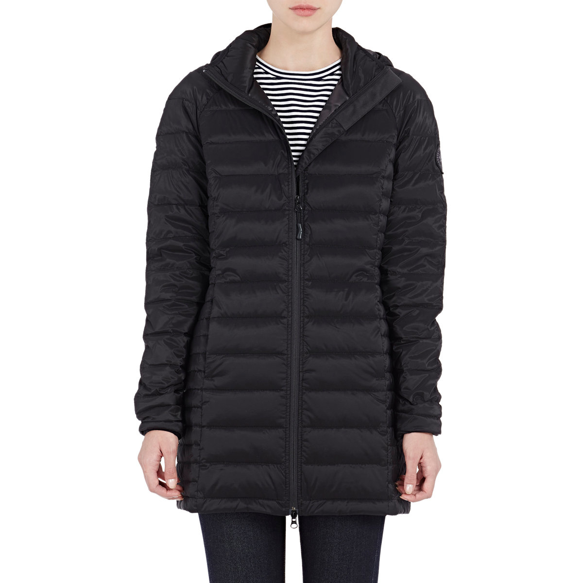 canada goose brookvale hooded parka