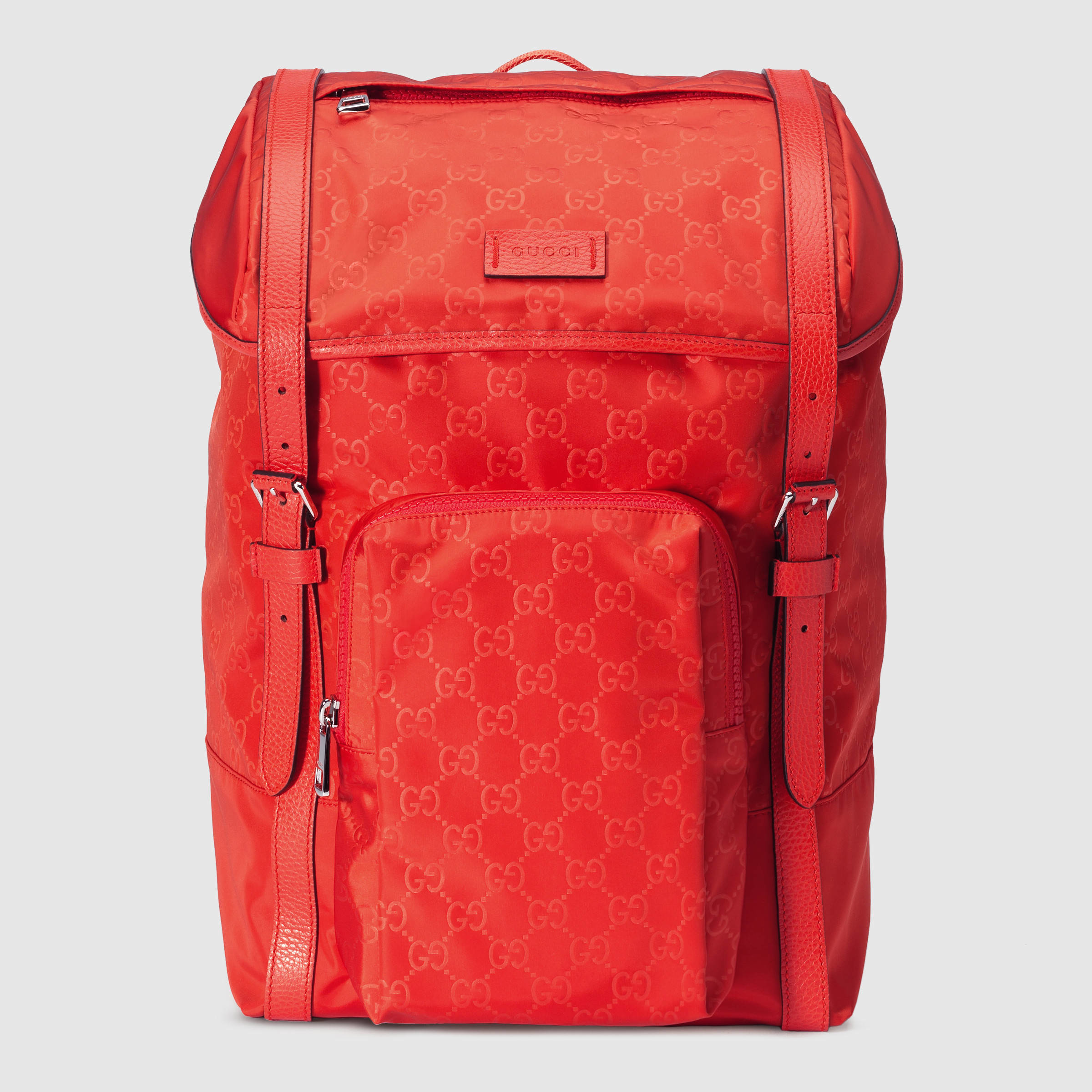 bdc35390b20e All Red Gucci Backpack- Fenix Toulouse Handball