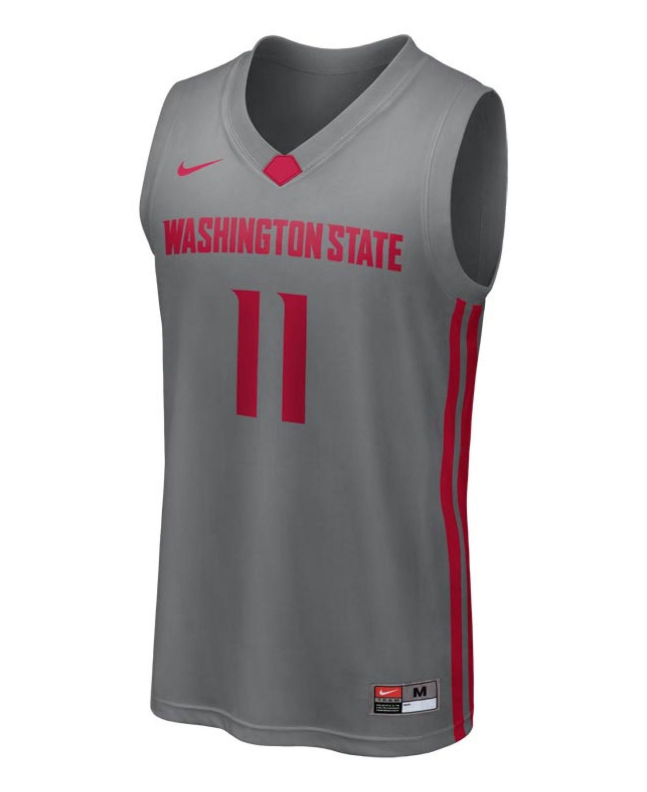 Lyst - Nike Men S Washington State Cougars Replica Basketball Jersey ... 3bbc6d63a