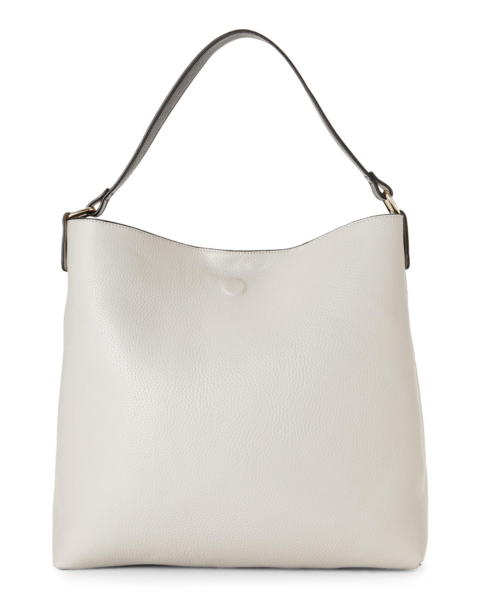 Amazoncom : Reversible Hobo Bag - The Avenue :