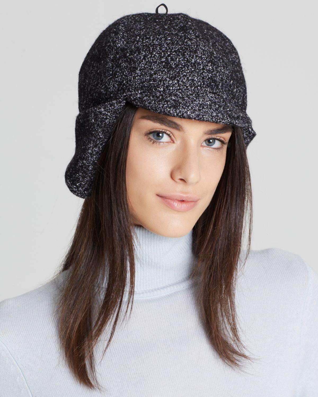 Genie by Eugenia Kim Leighton Trapper Hat in Black - Lyst 37ed4cd60b0