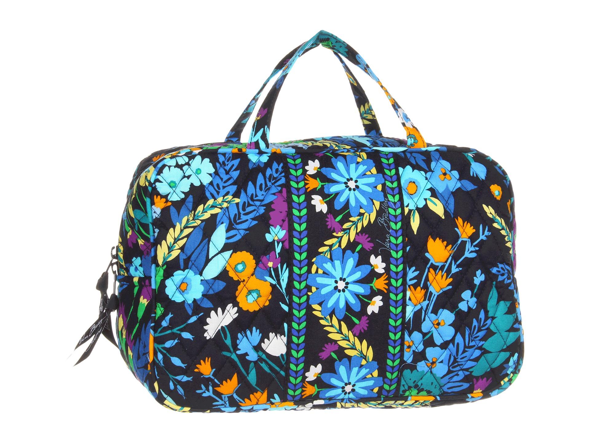 small handbags vera bradley grand cosmetic bag
