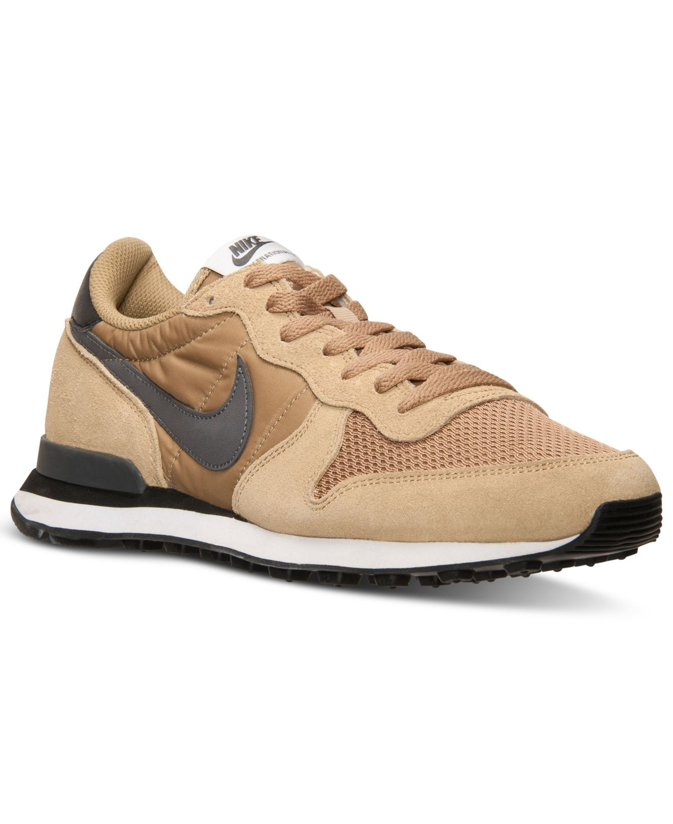 Gallery Previously sold at Macys  Mens Nike Internationalist