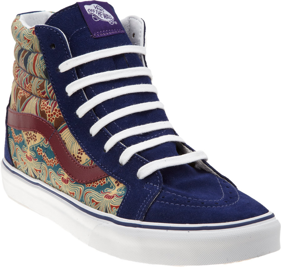 a6656ea1950 Vans Liberty Sk8hi Reissue in Blue for Men - Lyst