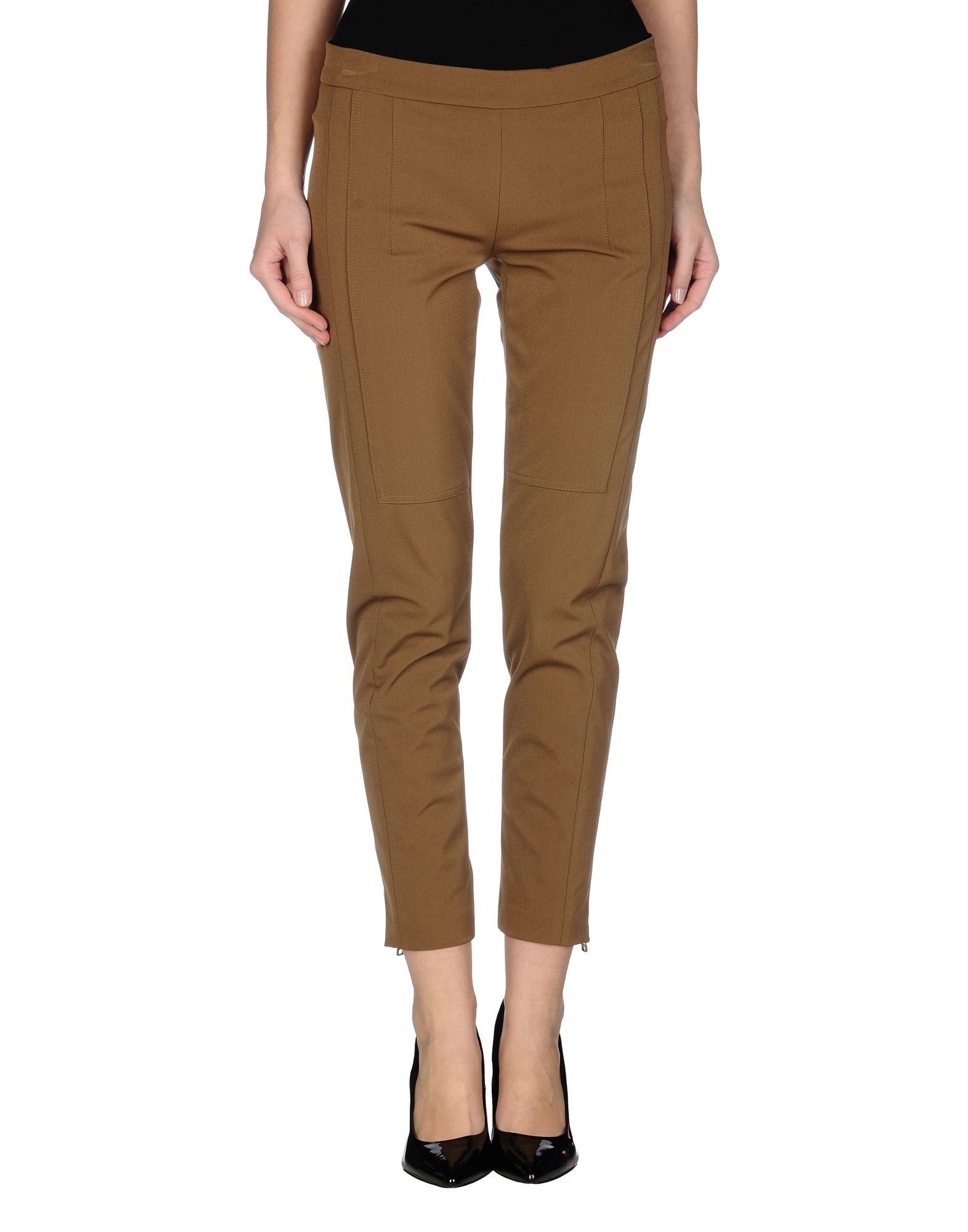 Beautiful Banana Republic Size 4 Khaki Brown Cargo Pants Womens  EBay