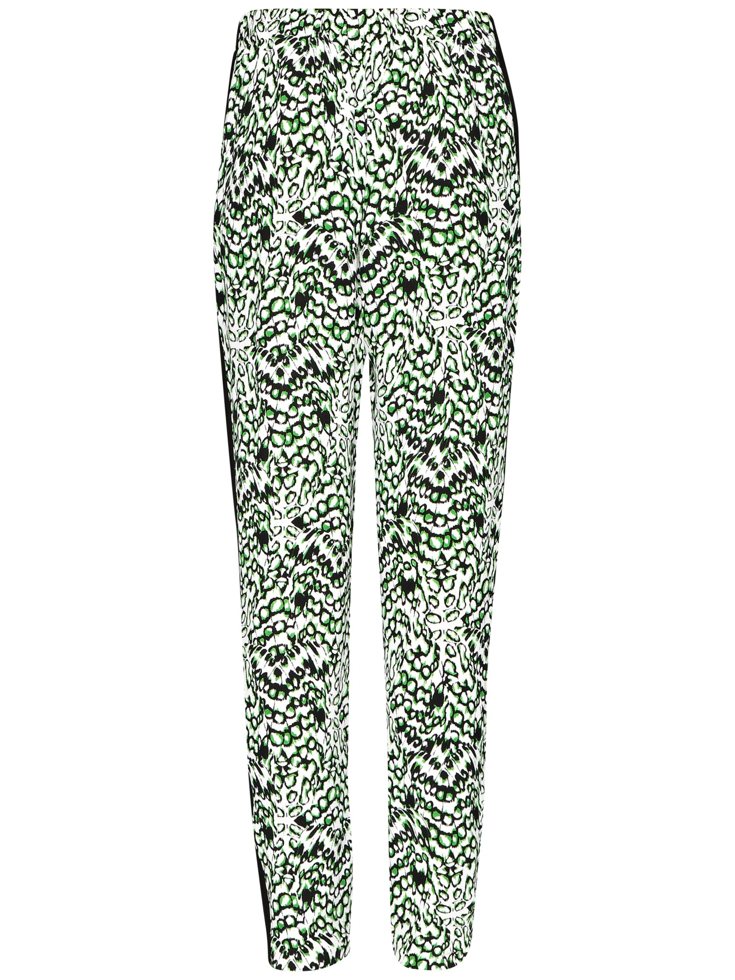 958d1721df2e French Connection Leopard Print Trousers in Green - Lyst
