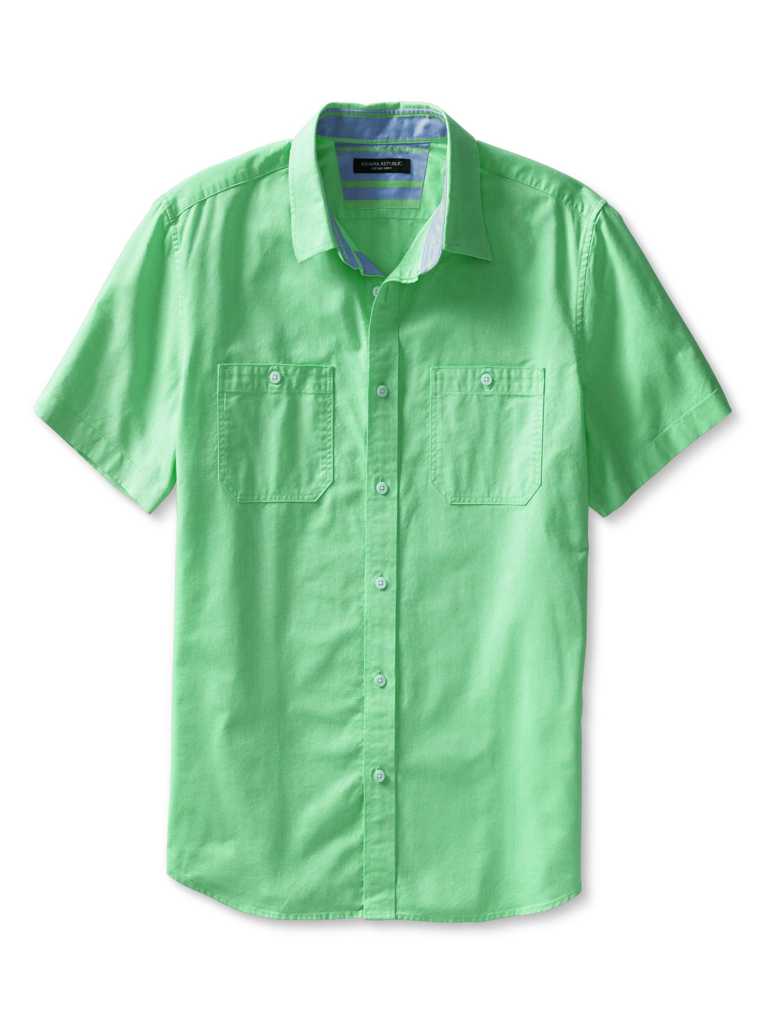 Ralph lauren mens polo shirt short sleeve color green for Mint color polo shirt