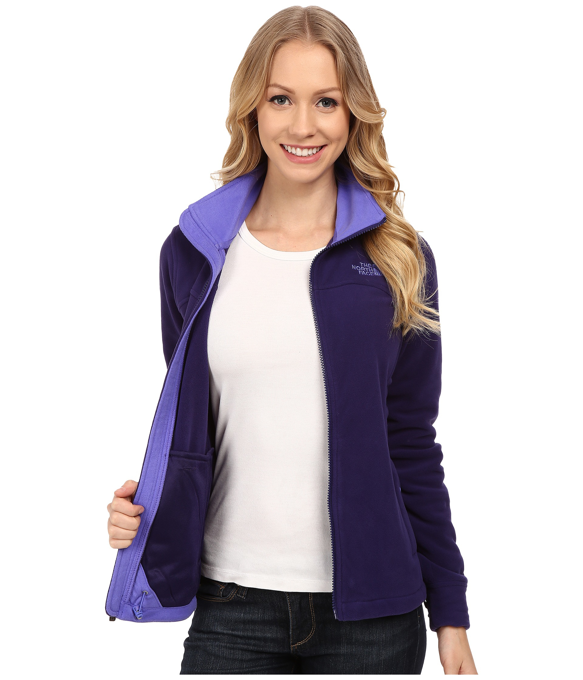 The north face women's pumori wind jacket