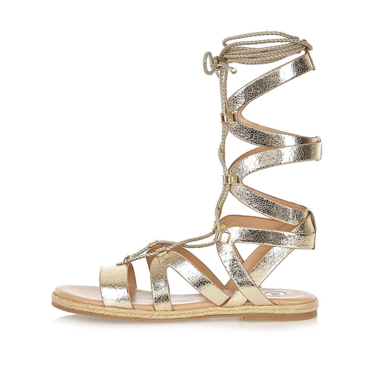f613640ed099 Gallery. Women s Lace Up Flats Women s Gladiator Sandals Women s Gold  Sandals