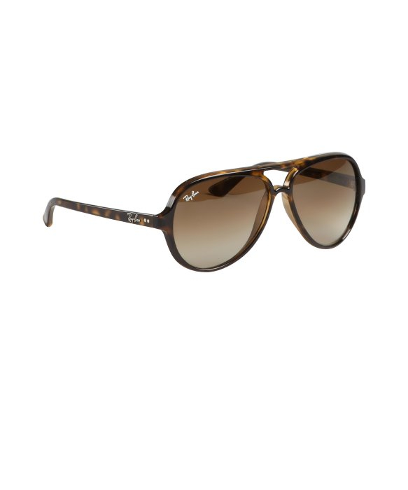 Ray Ban Tortoise Aviator Sunglasses  ray ban havana tortoise acrylic cats aviator sunglasses in brown