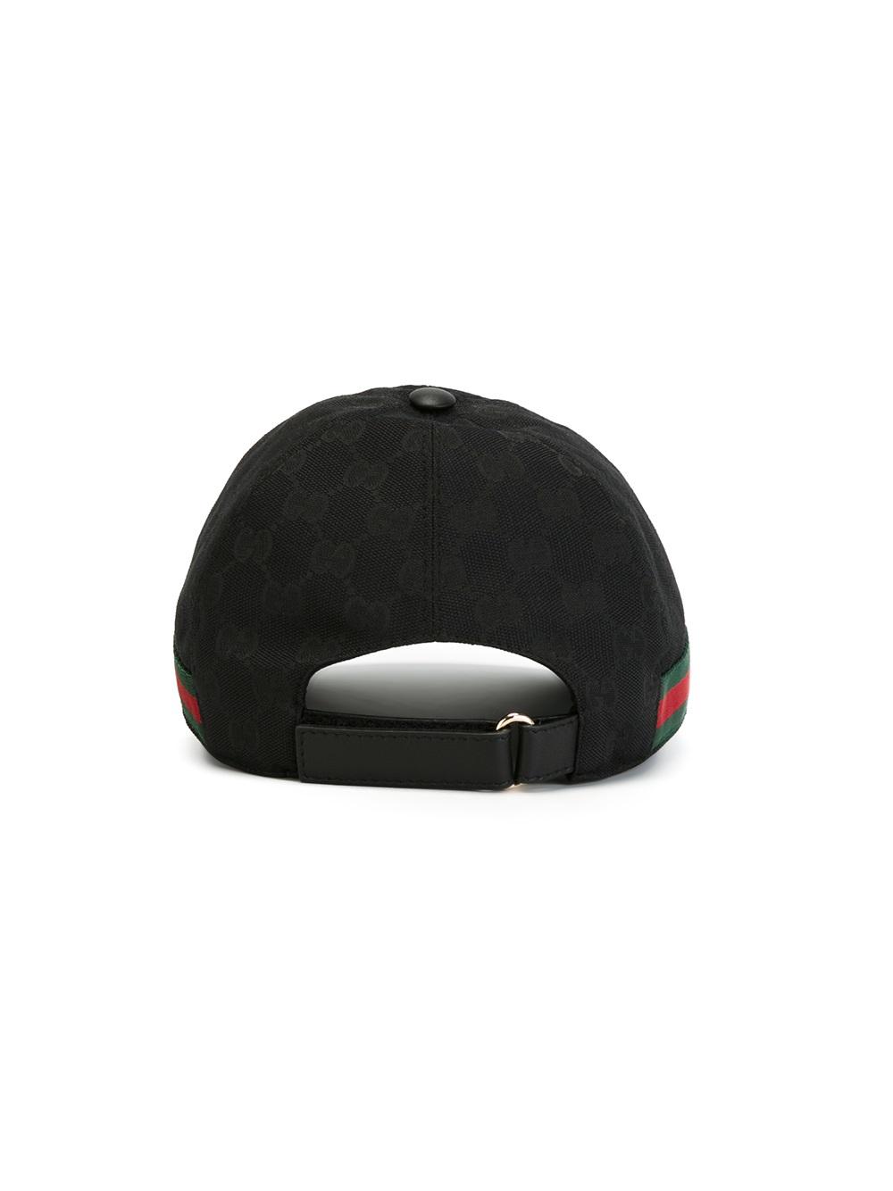 Lyst - Gucci Original Gg Canvas Baseball Hat for Men 03051e2d821