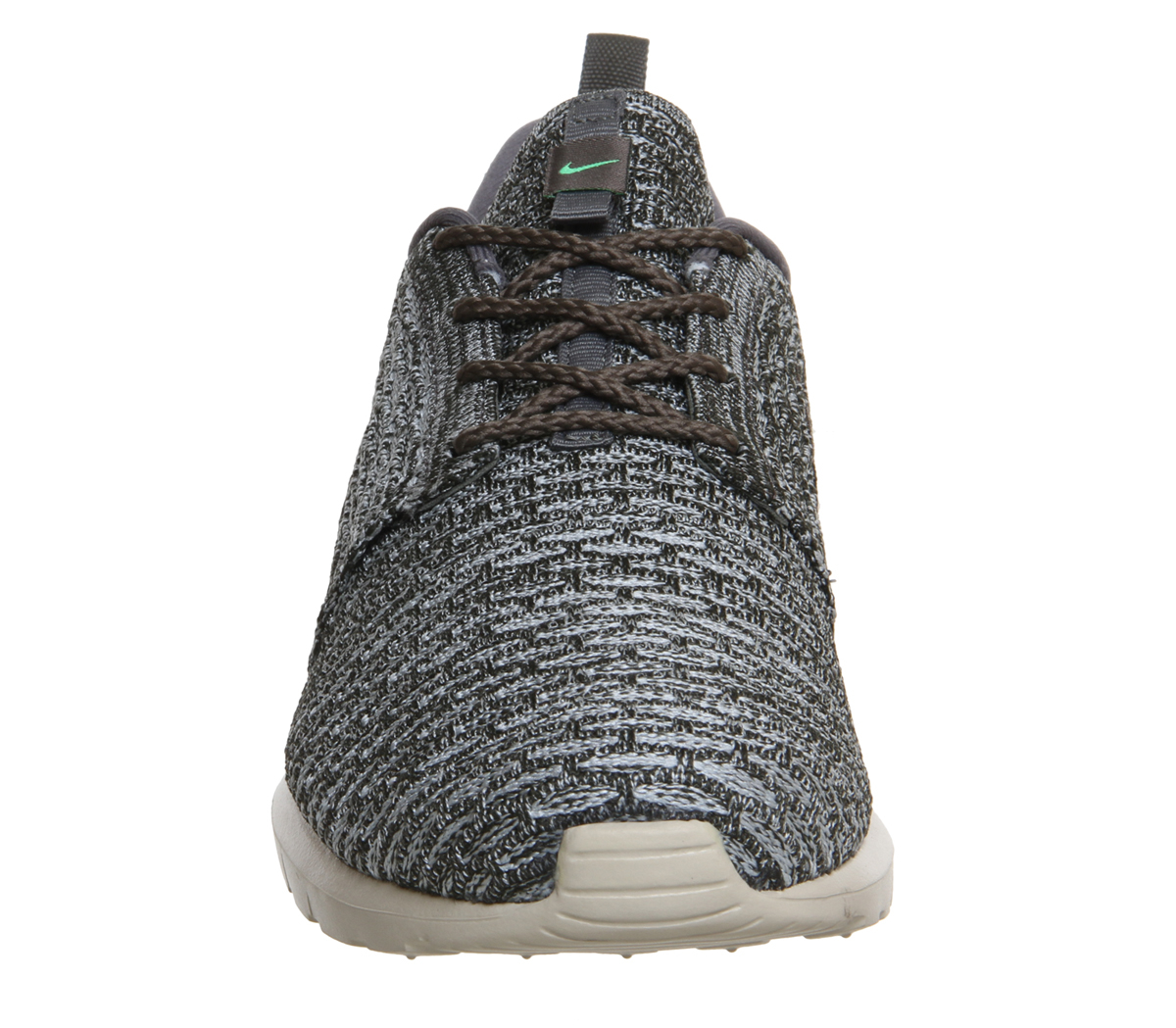 air force one grises - Nike Roshe Run Flyknit (m) in Gray for Men (grey) | Lyst