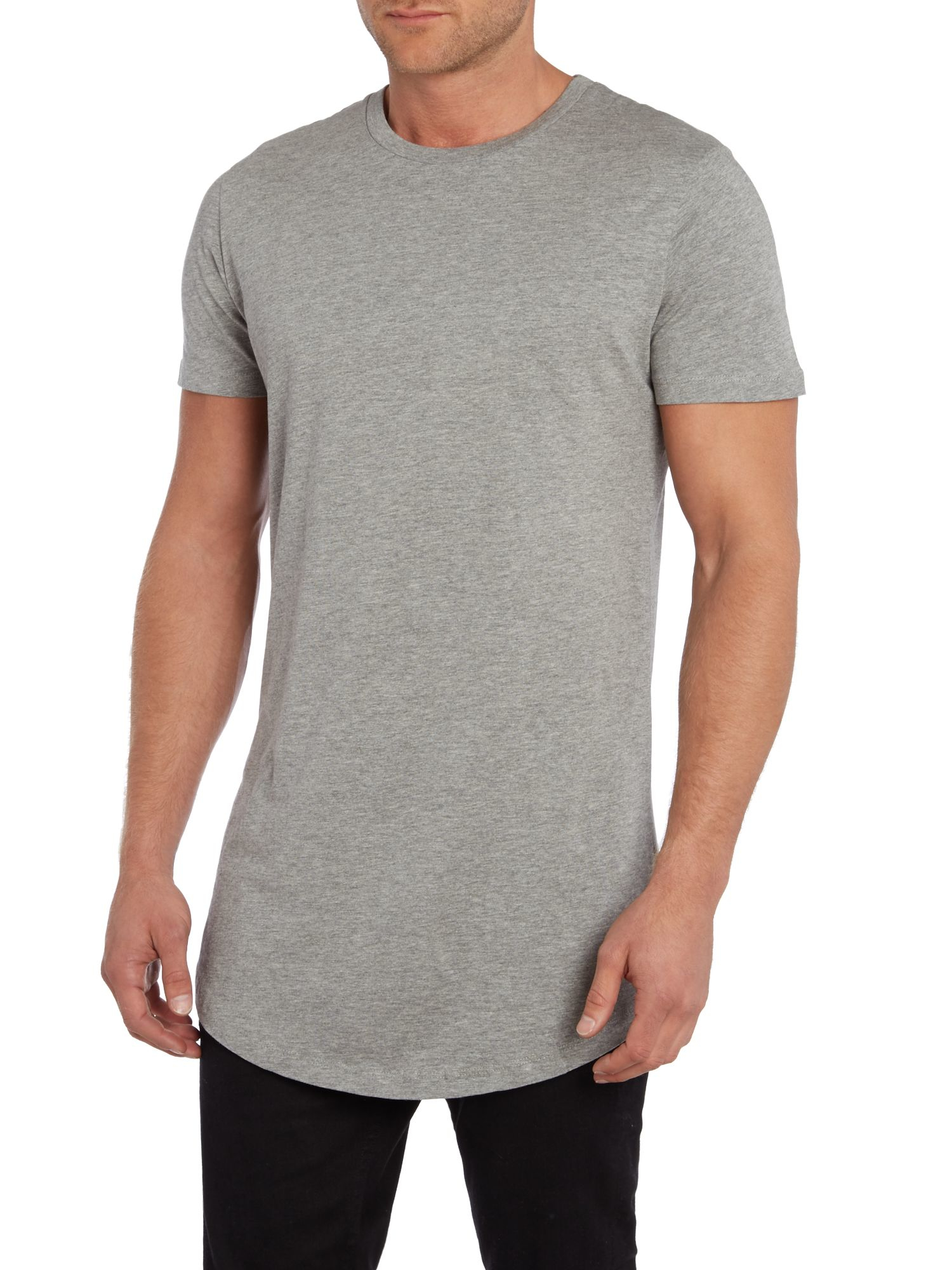 Plain grey long sleeve shirt greek t shirts for Grey long sleeve shirts