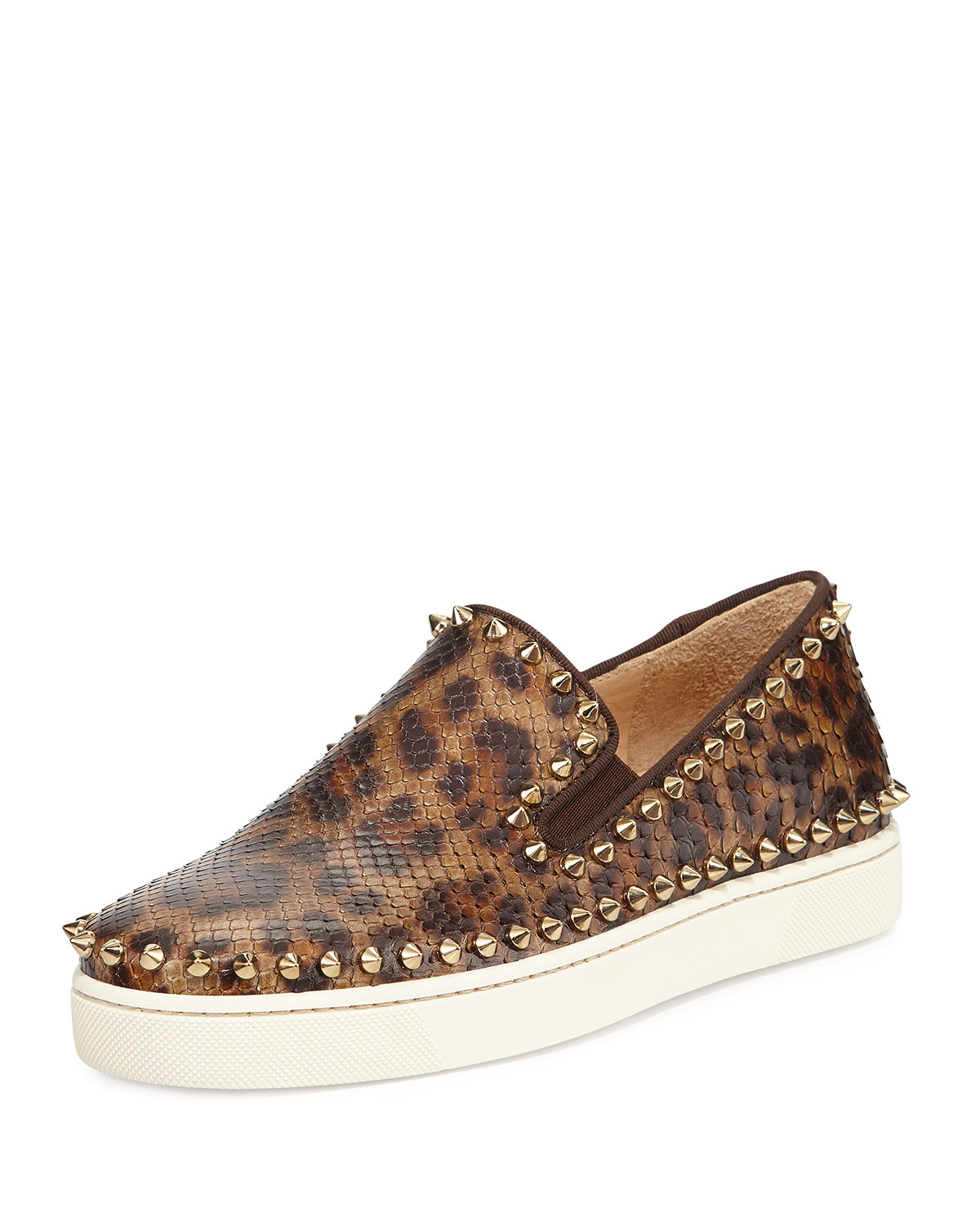 christian louboutin shoes leopard - Obsidian Wellness Centre