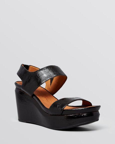 gentle souls open toe platform wedge sandals juniperbarry