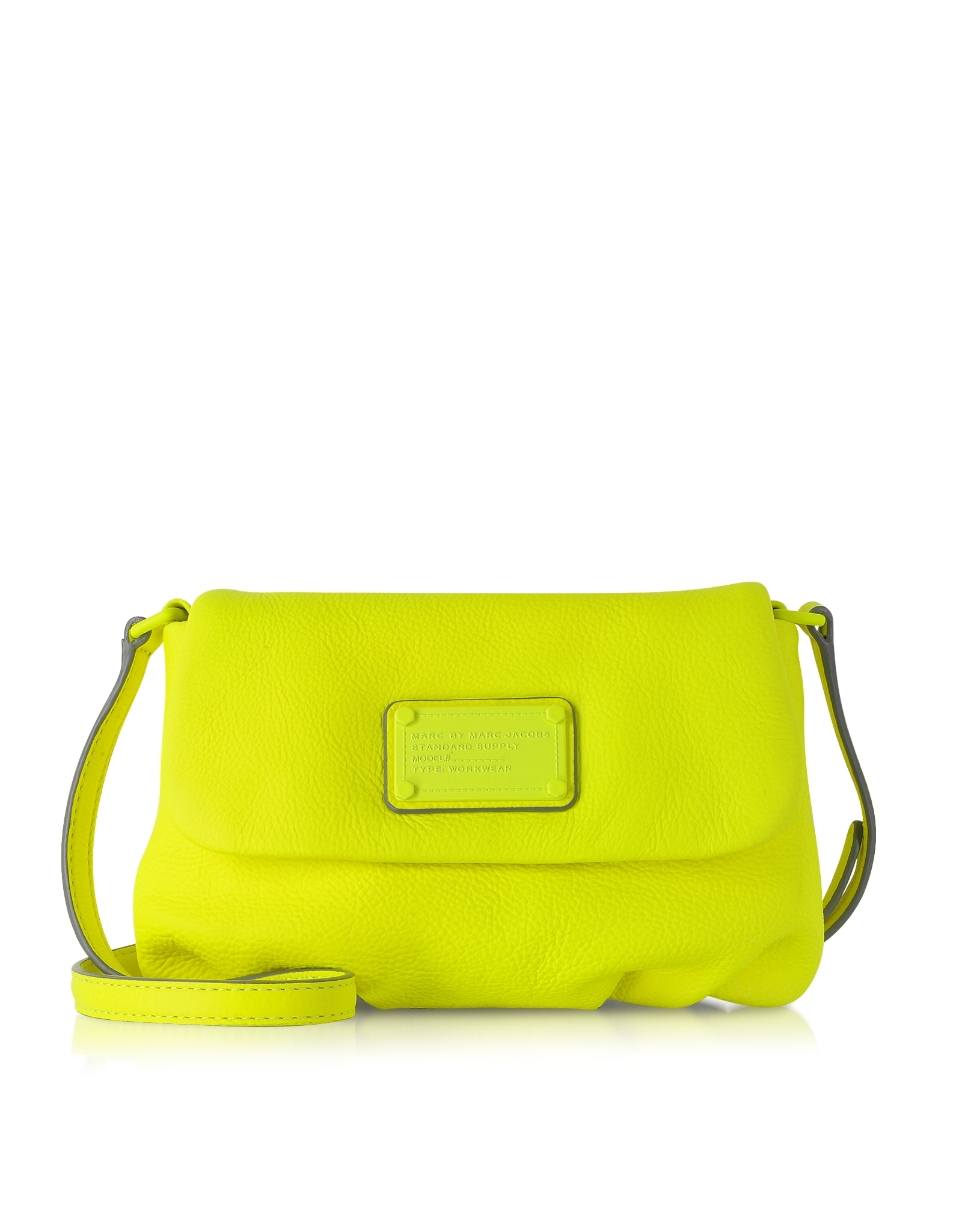 marc by marc flap percy electro q leather crossbody