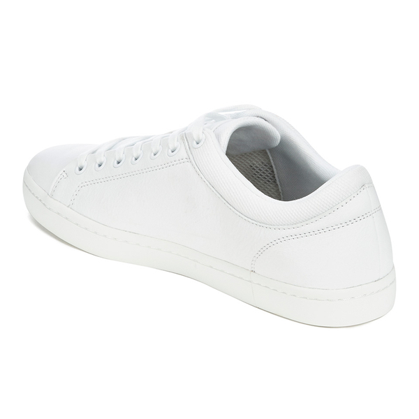Lacoste Men's Straightset Spt 116 1 Leather Trainers in ...