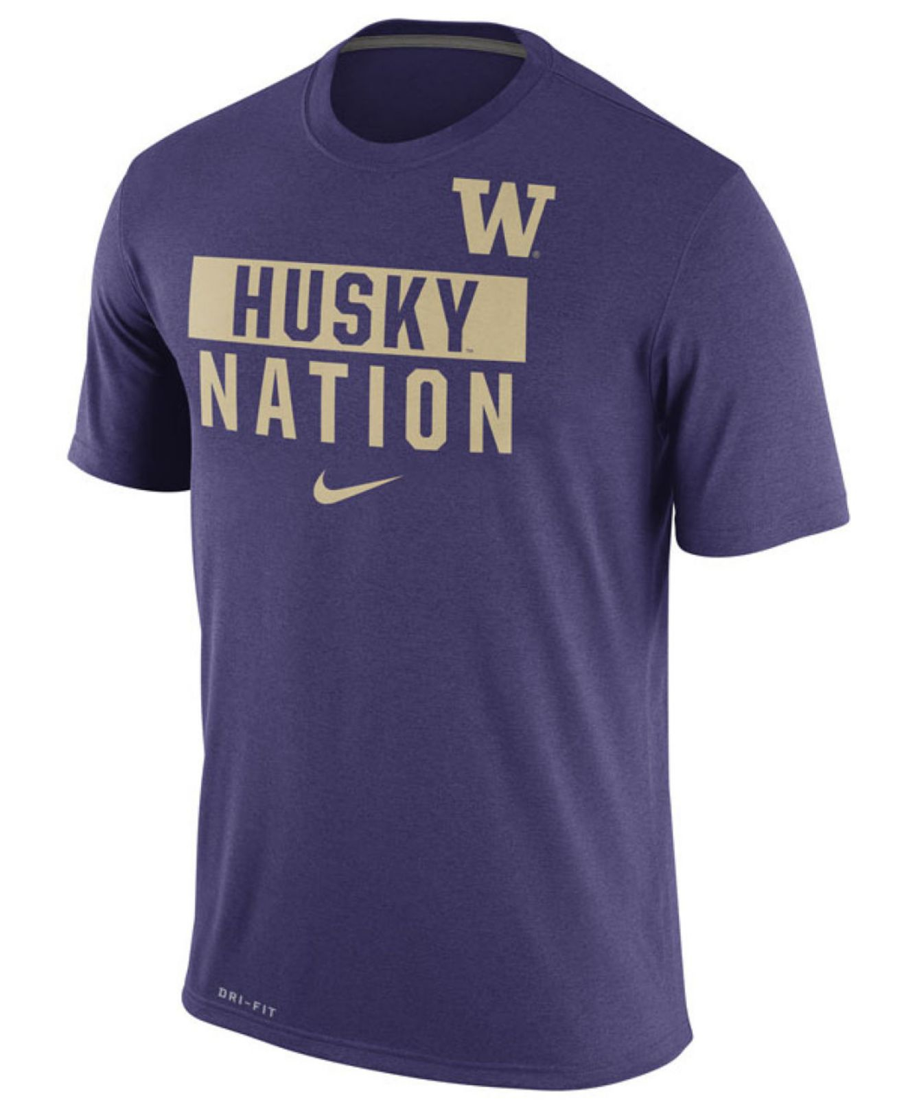Nike Men 39 S Washington Huskies Legend Local Verbiage T