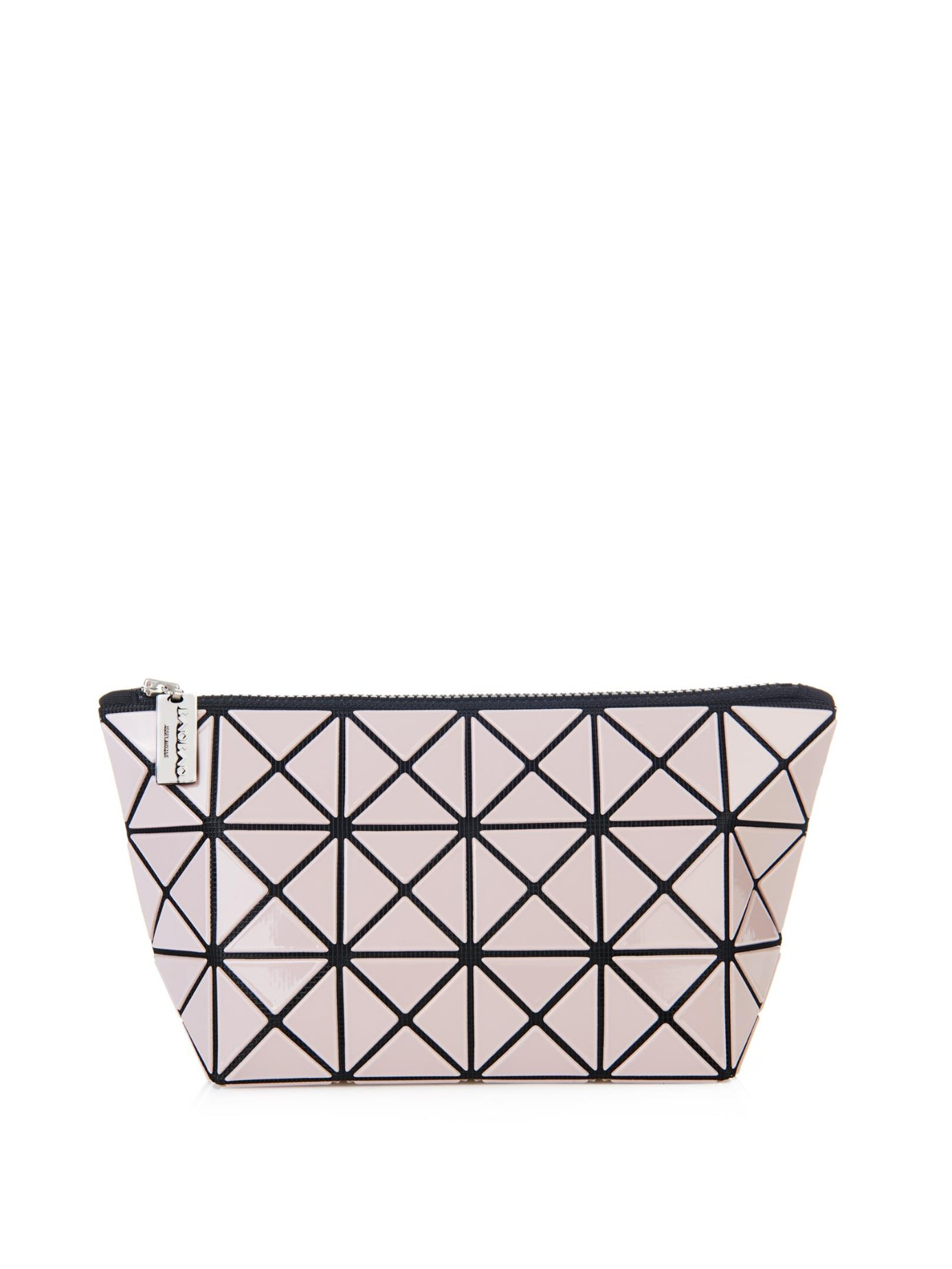 Lyst - Bao Bao Issey Miyake Lucent Basic Make-Up Bag in Gray 583dbc3a5a