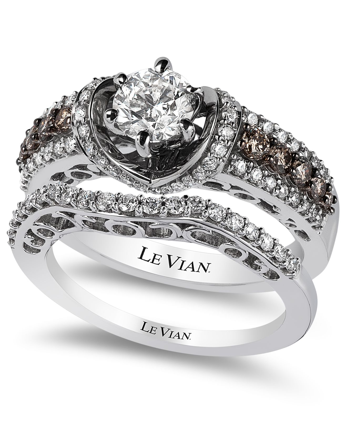 6c16973eb555c3 Gallery. Previously sold at: Macy's · Women's Engagement Rings Women's Le  Vian Chocolate Diamond Jewelry ...