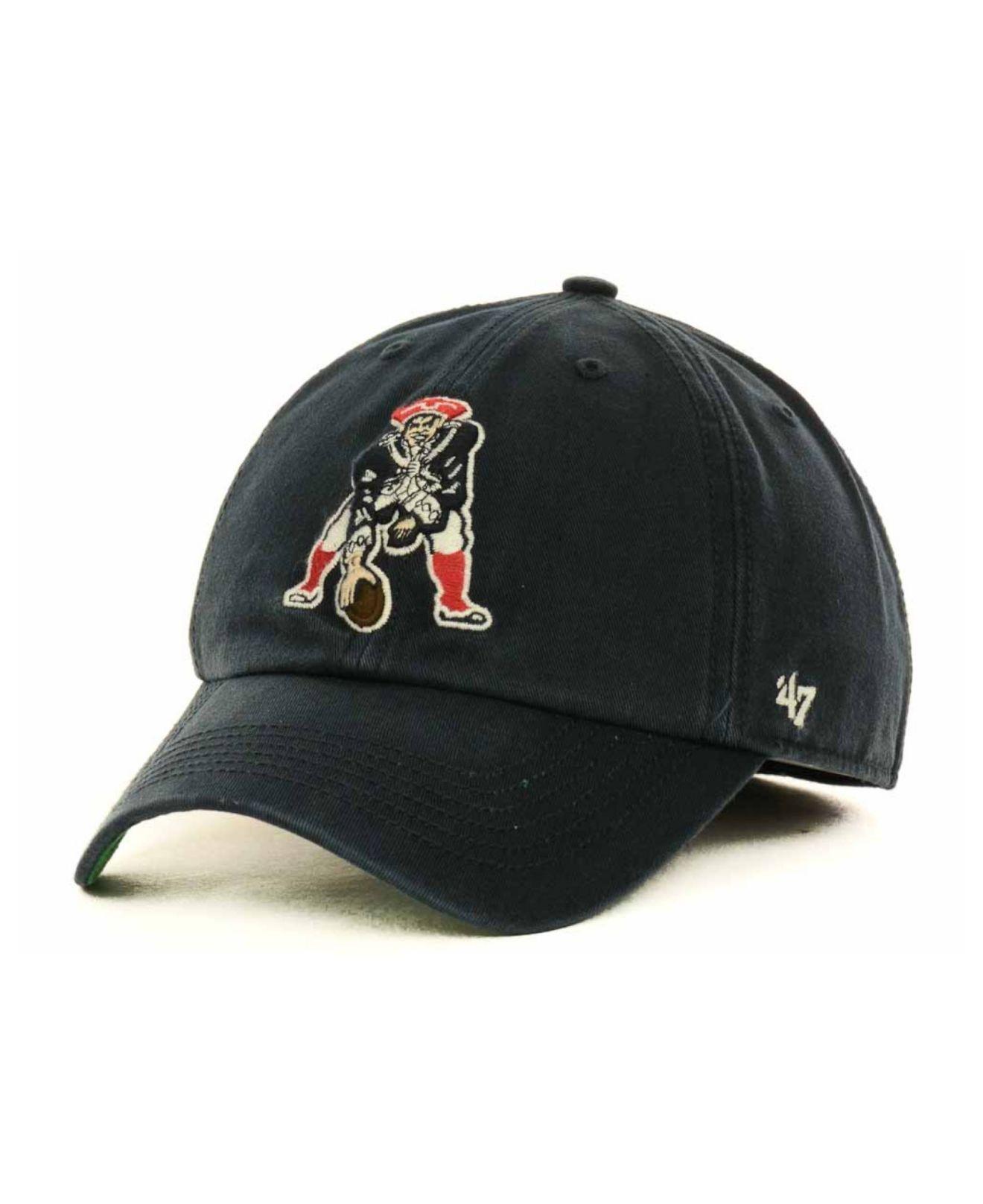 47 Brand Black Alabama Crimson Tide Clean Up Cap Product 1 20069316 3 -  canada goose hats 47 brand