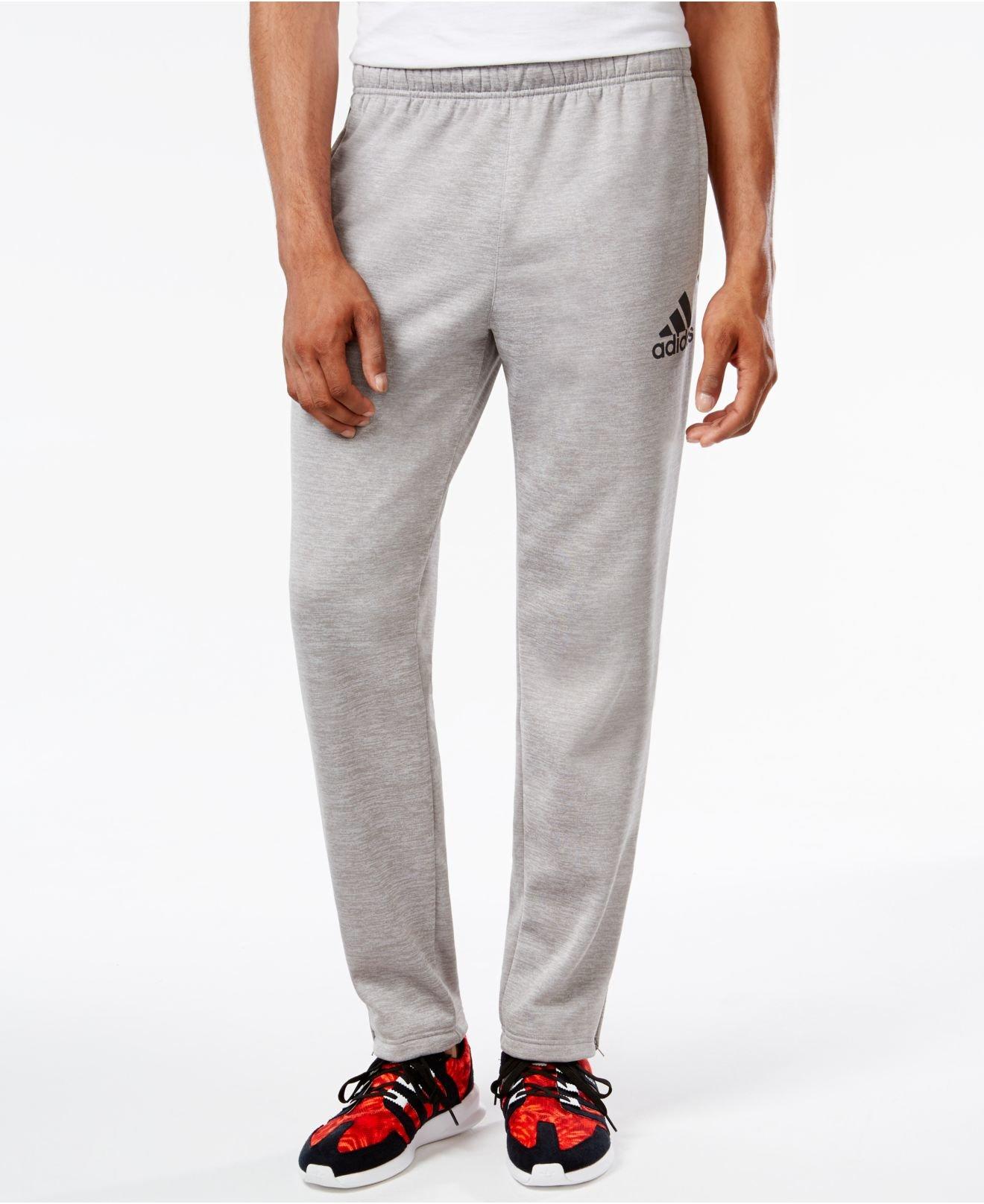 d76b55b73ca Lyst - adidas Men s Climawarm Tech Fleece Sweatpants in Gray for Men