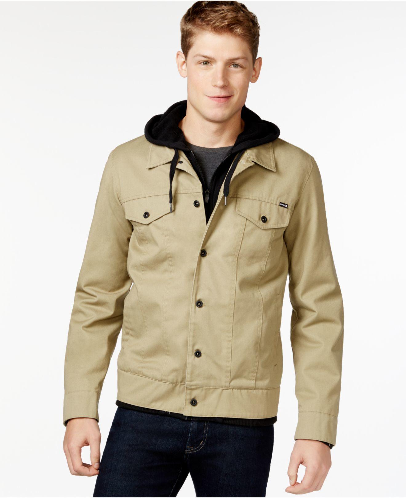 trucker jackets for men