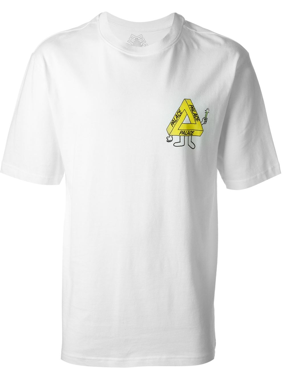 545d1435f312 Lyst - Palace Glow Sticks Tshirt in White for Men