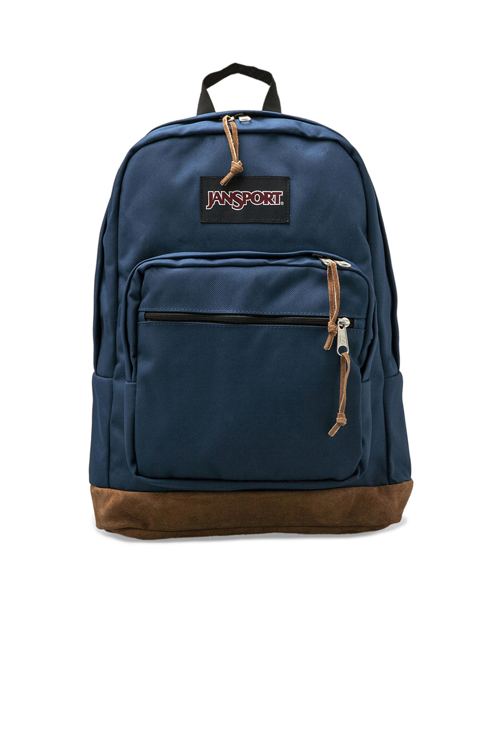 Jansport Right Pack Suede Trimmed Backpack In Blue For Men