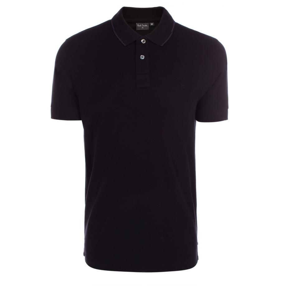 Looking sharp and feeling comfortable is the role of the Black Label Cotton Polo Shirt. Available in Sand Tan, Forest Green or Black, the % cotton pique fabric is soft and cool, yet projects a professional image.
