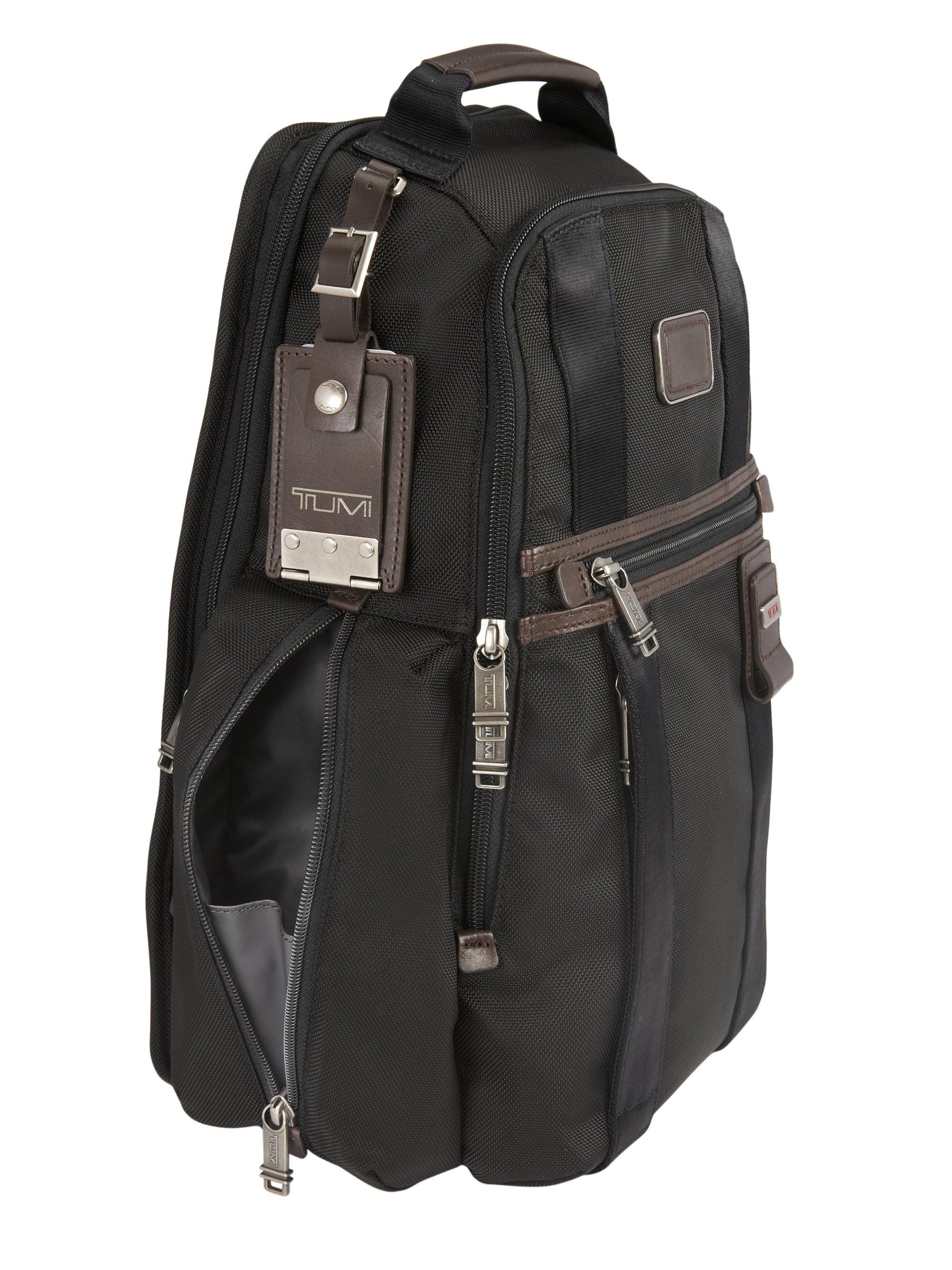 Tumi Bravo Greely Sling Backpack In Black For Men Lyst
