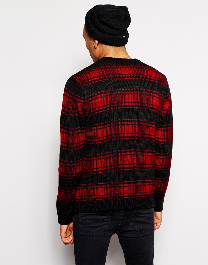 Native Youth Logger Knit Jumper CP1836