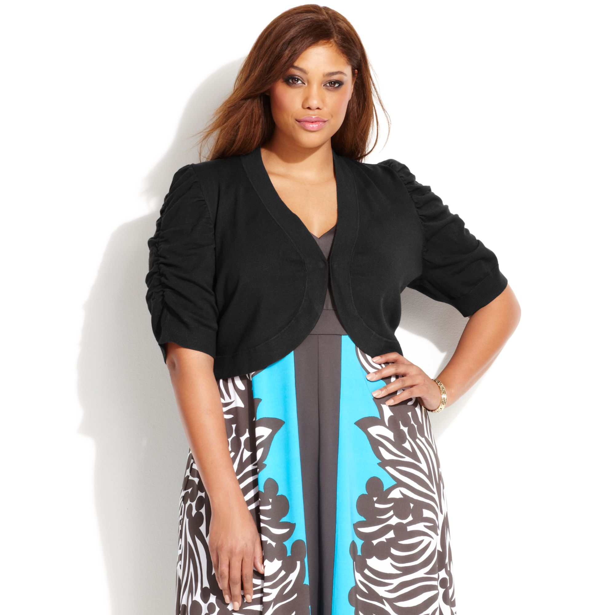 Plus Size Shrugs For Dresses And Formal - Ficts