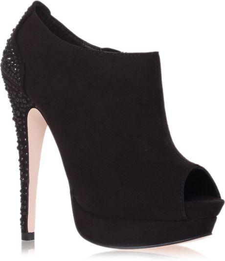 miss kg gem shoe boots in black lyst