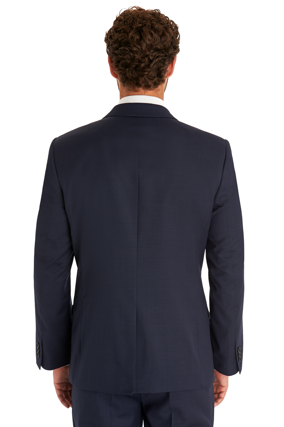0d6861c35 Ted baker Tailored Fit Blue Pindot Suit in Blue for Men