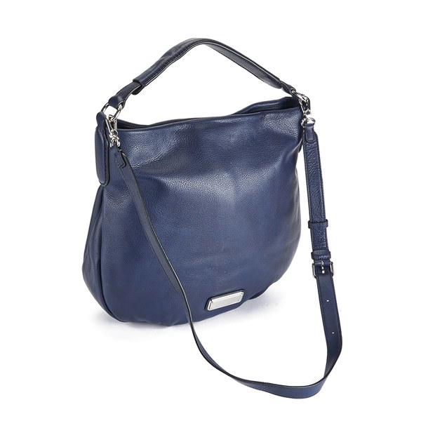 d34317472d5b Marc By Marc Jacobs Women s New Q Hillier Hobo Bag in Blue - Lyst