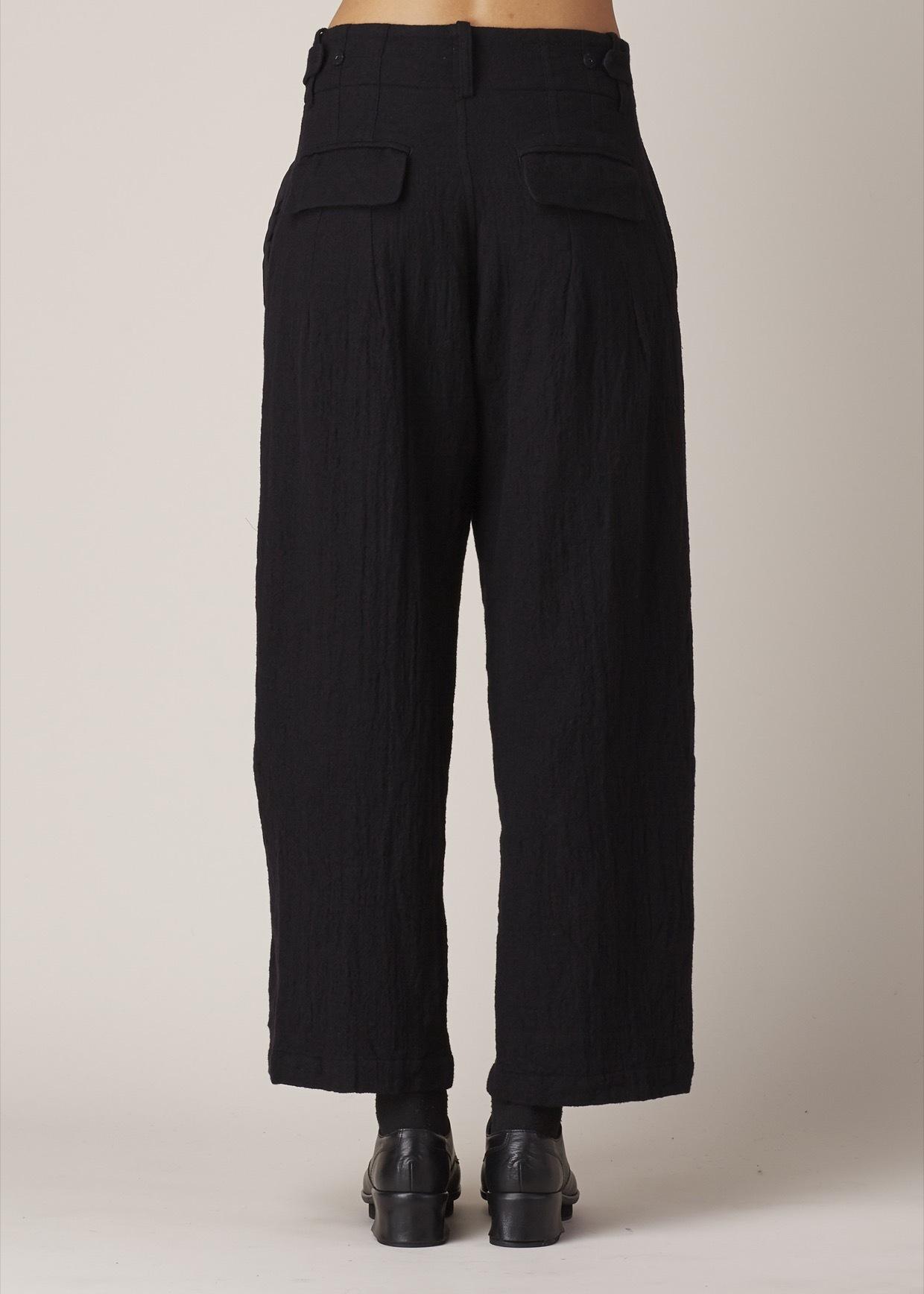 wide-leg joggers - Black Yohji Yamamoto p0ZfeAarb