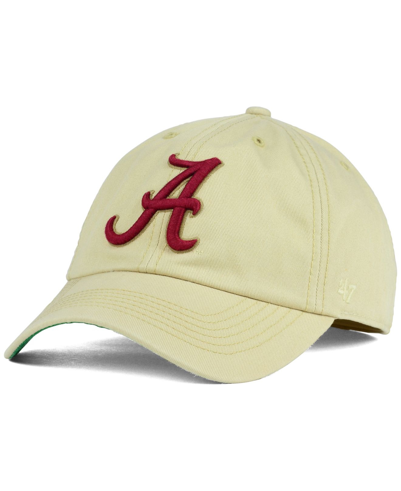 new products 7747e 93ed7 ... australia stanford cardinal 47 brand ncaa sahara lawrence 47 franchise  cap natural hsc572208 lyst 47 brand