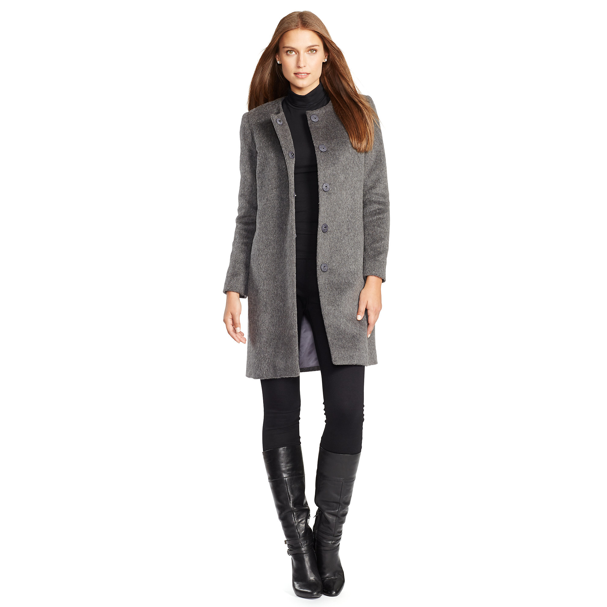 Shop for collarless coat at trueiupnbp.gq Free Shipping. Free Returns. All the time.