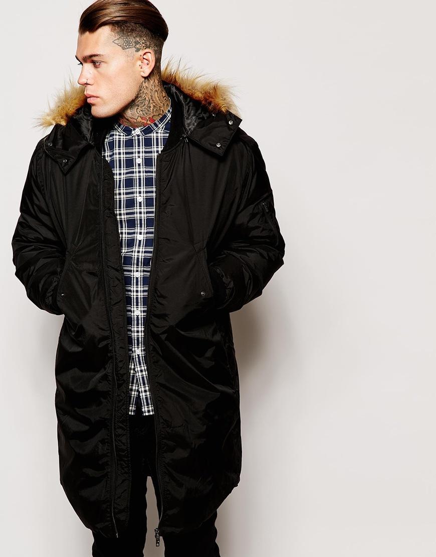 2 In 1 Parka Jacket
