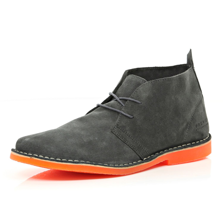 Desert Shoes Mens River Island