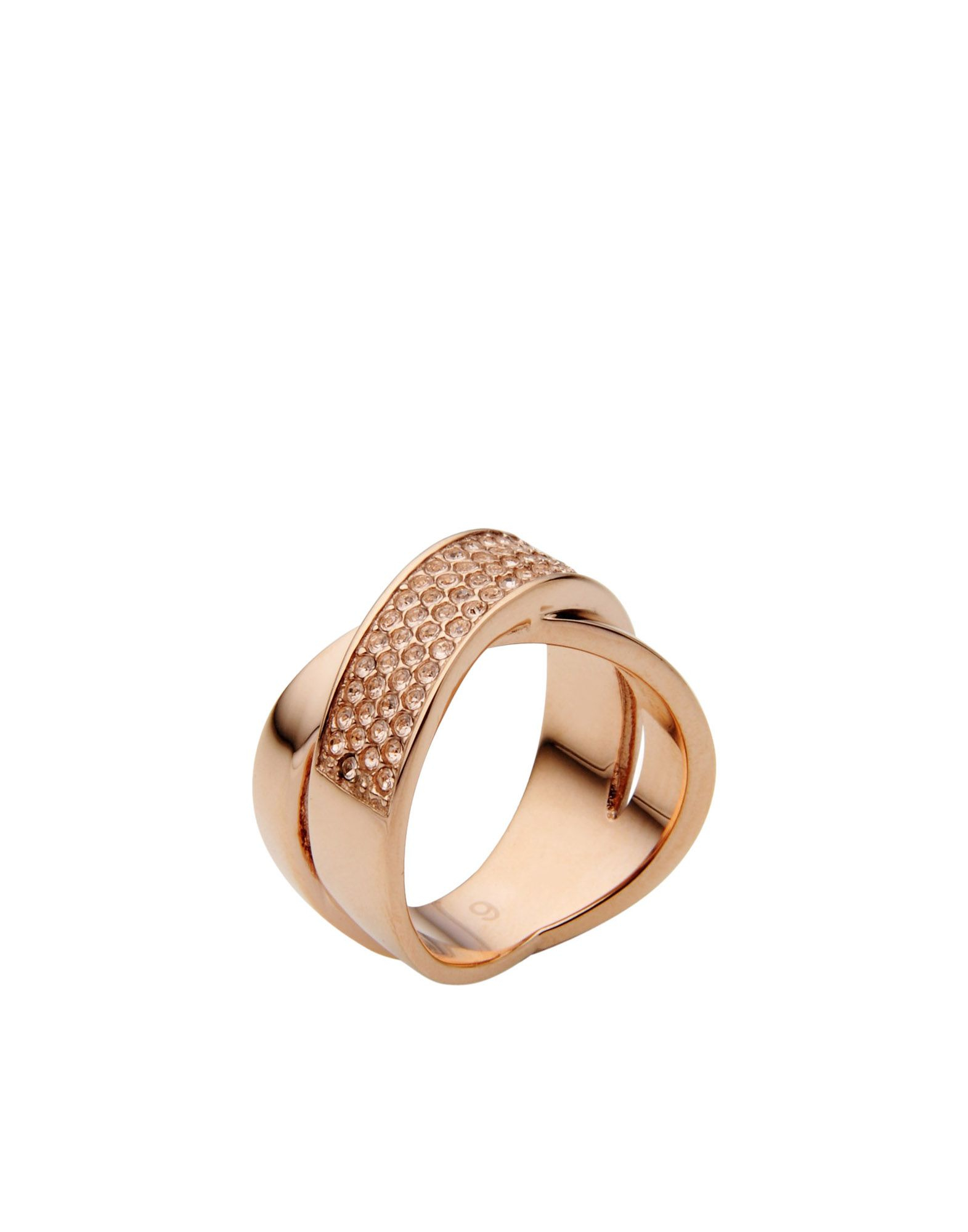 michael kors ring in gold copper lyst. Black Bedroom Furniture Sets. Home Design Ideas