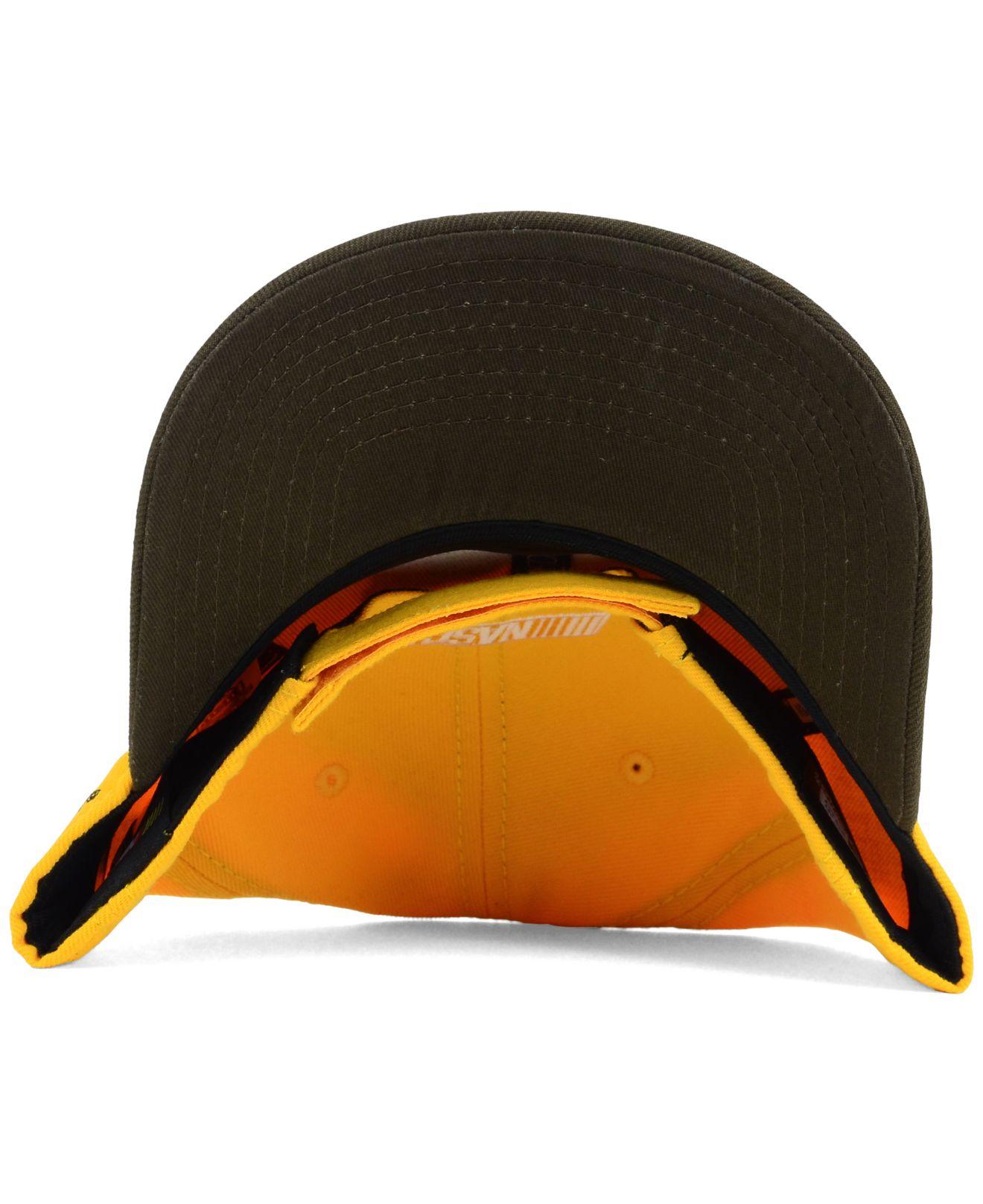 Lyst - KTZ Kyle Busch The League 9forty Cap in Yellow for Men 67b35e42b516