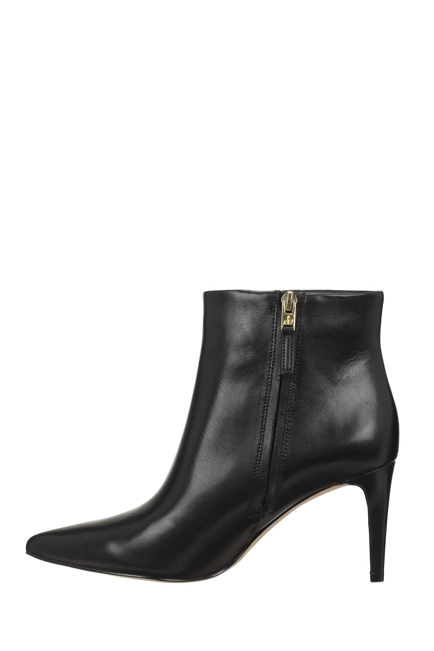 sam edelman boots in black lyst