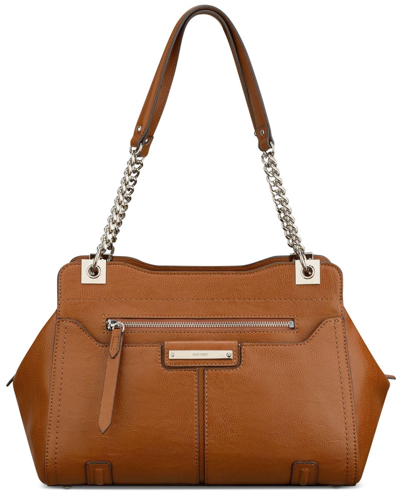 Nine West Brown Shoulder Bag 89