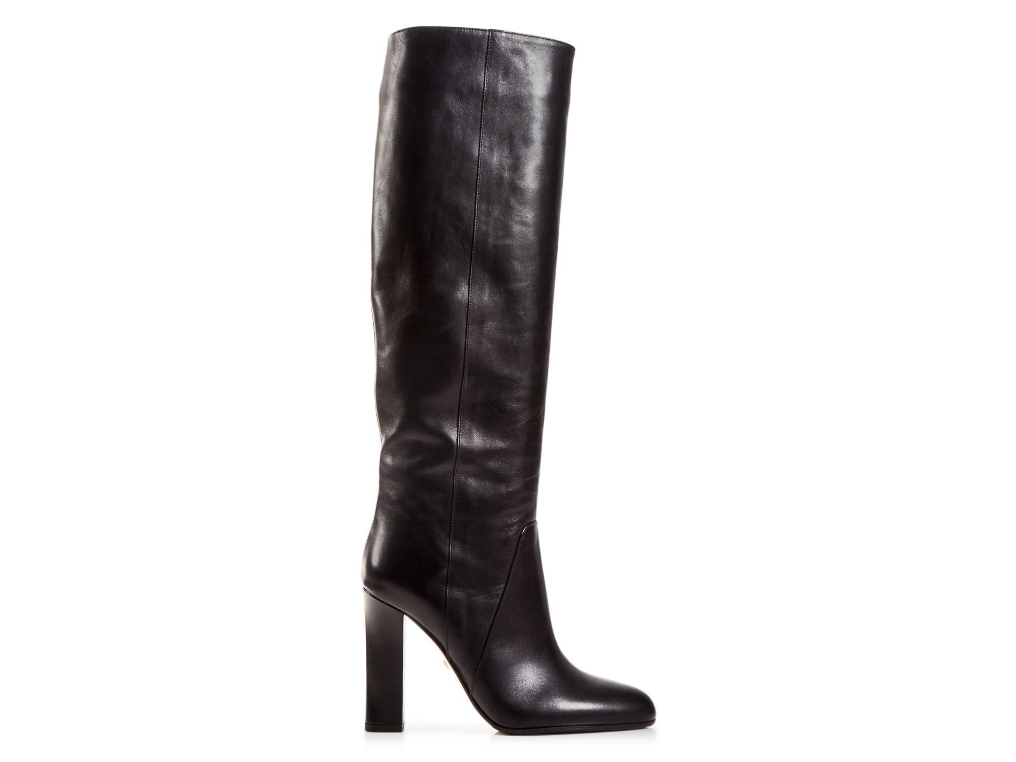 Boots Kitten Heel