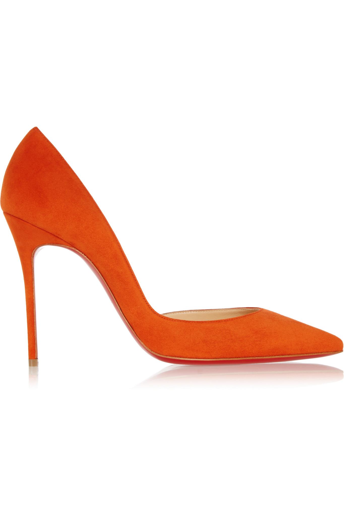 cheap knock off shoes - christian louboutin metallic iriza pumps w tags, best christian ...