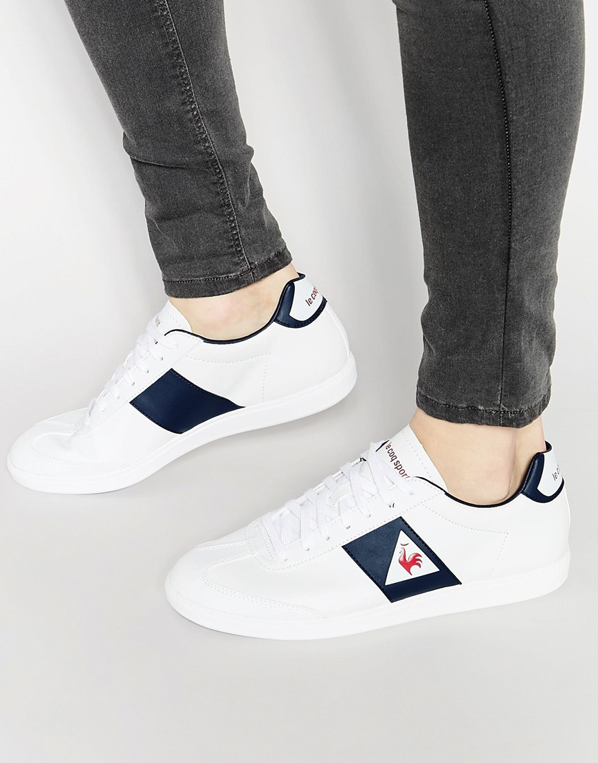954d278d0a73 Lyst - Le Coq Sportif Tacleone Trainers in White for Men