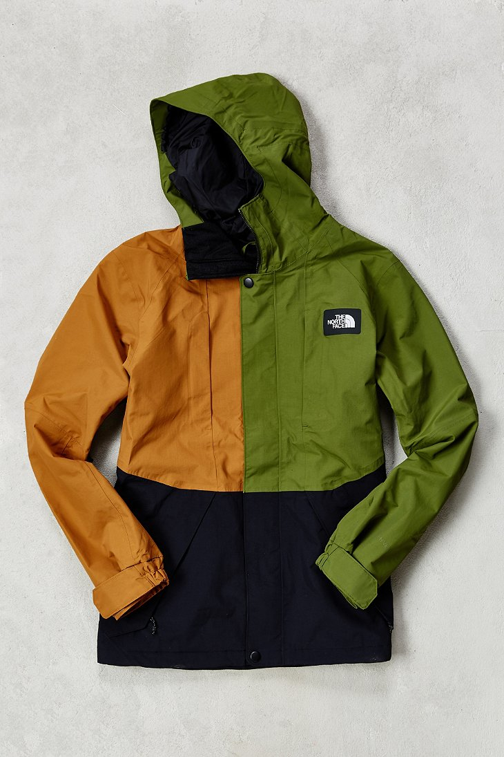 4fa81cdd5ac5 Lyst - The North Face Turn It Up Jacket in Green for Men